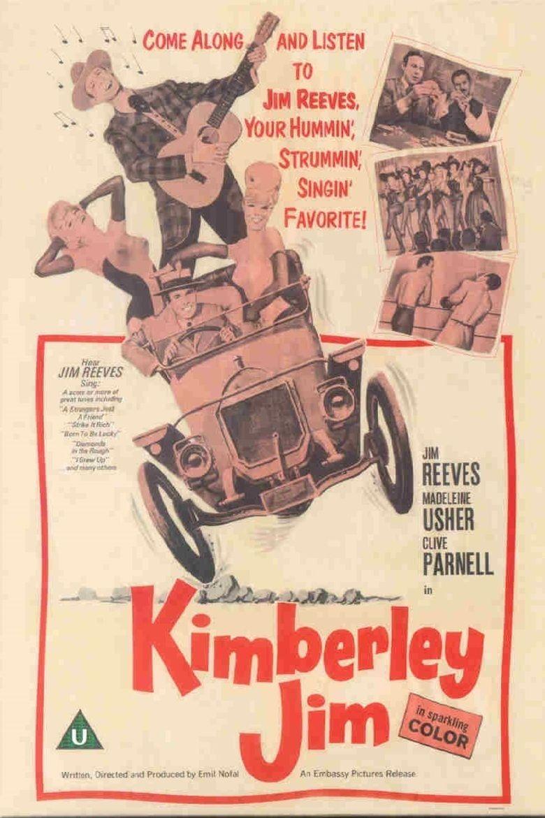 Kimberley Jim movie poster