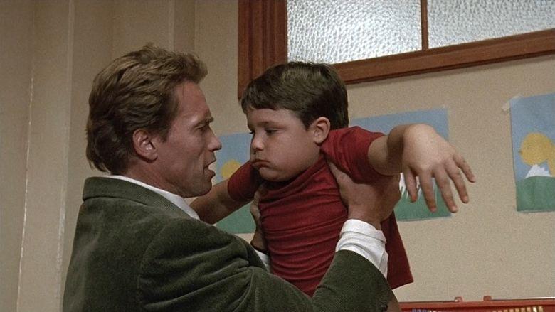 Kindergarten Cop movie scenes