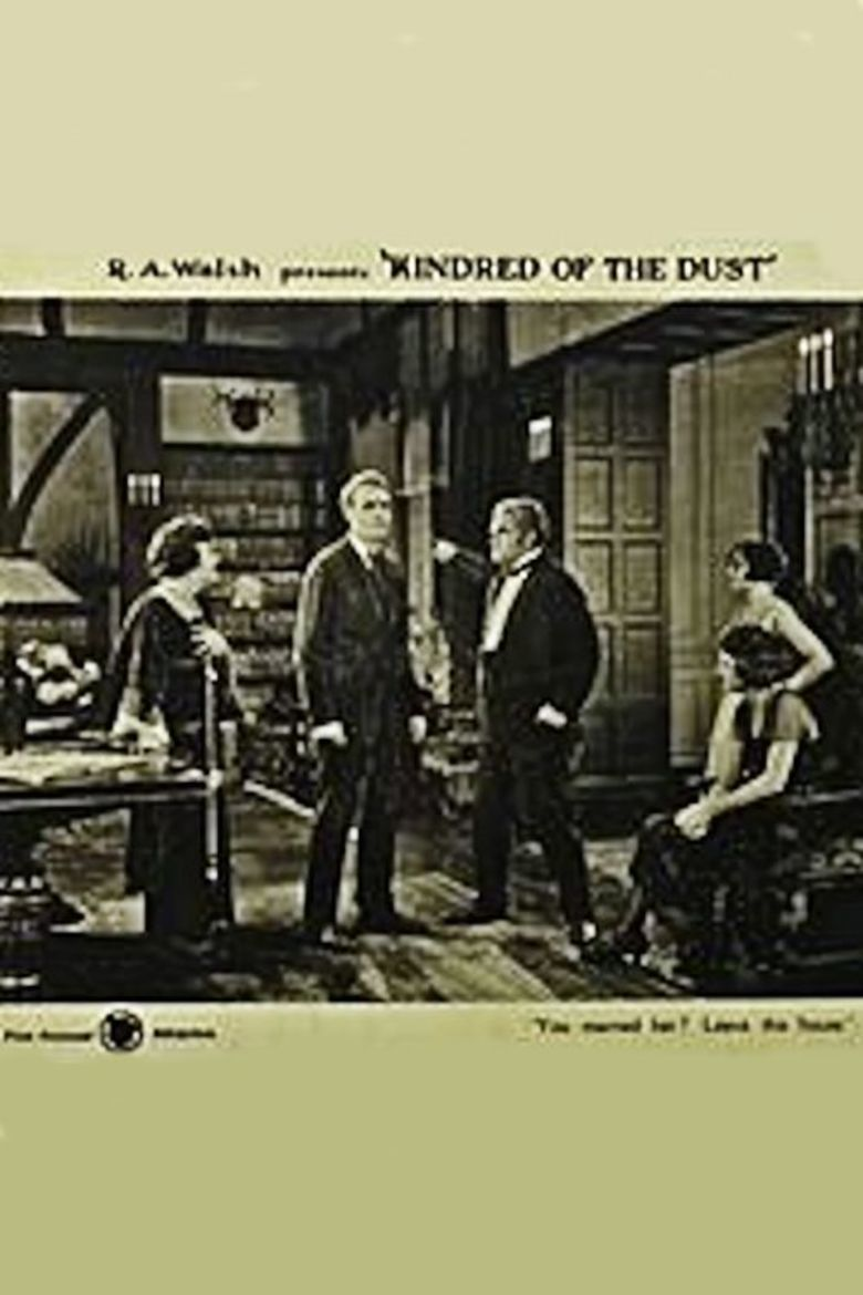 Kindred of the Dust movie poster