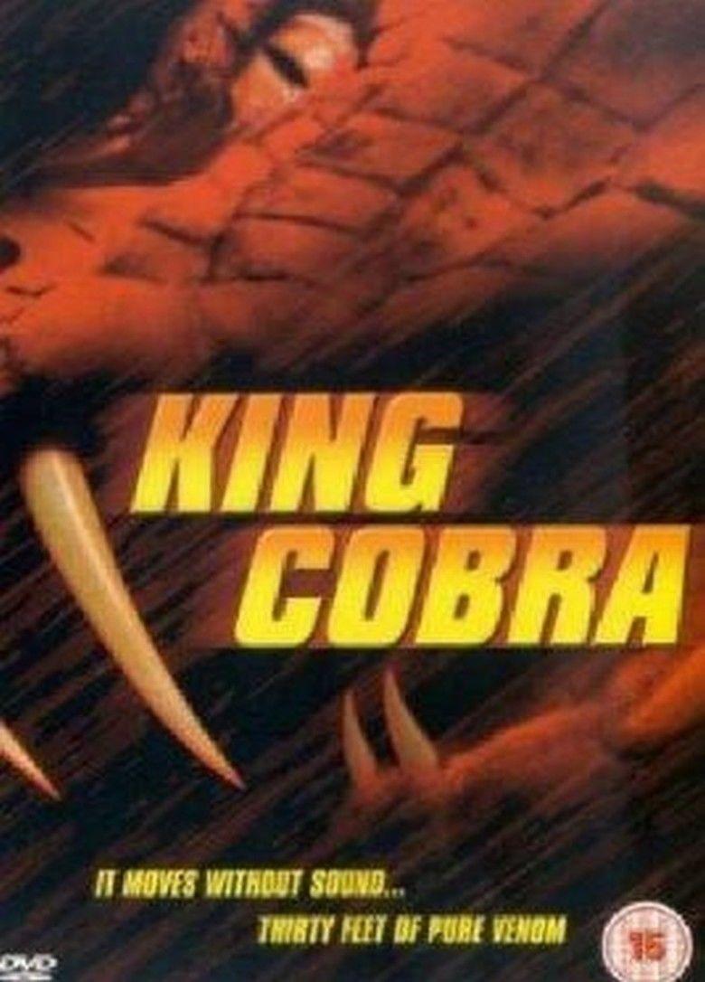 King Cobra (film) movie poster