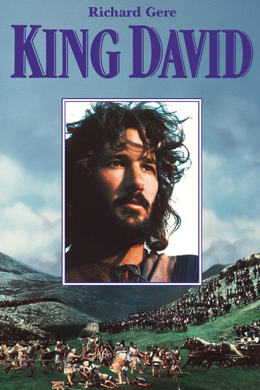 King David (film) movie poster