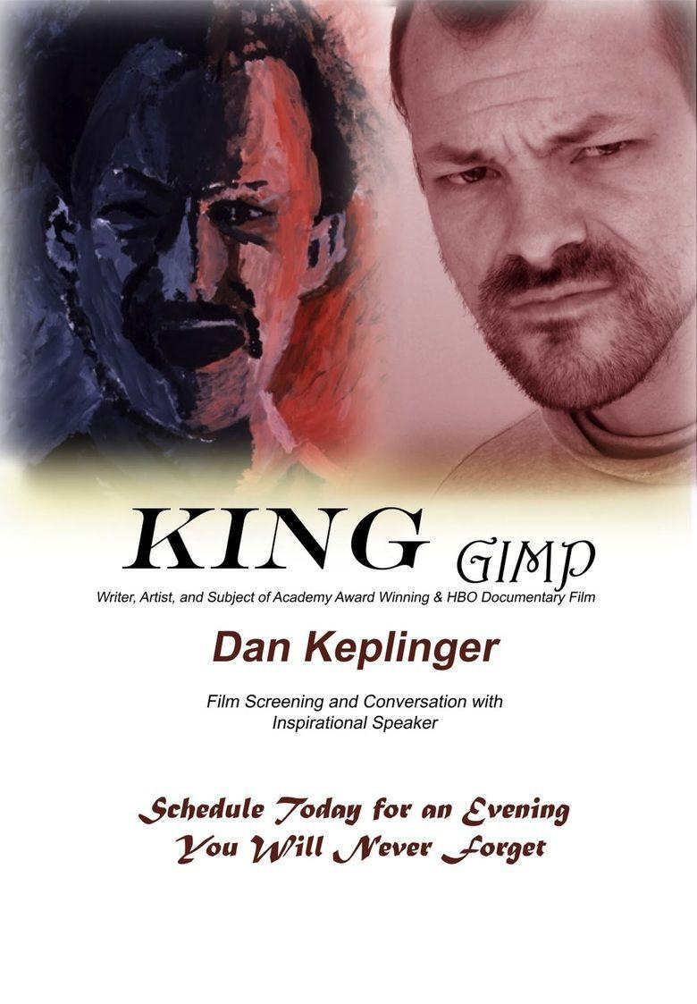 King Gimp movie poster