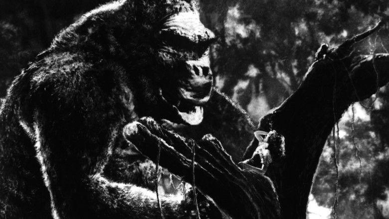 King Kong (1933 film) movie scenes