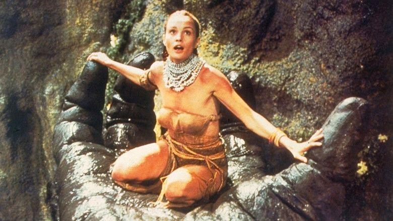 King Kong (1976 film) movie scenes