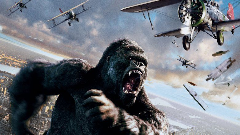 King Kong (2005 film) movie scenes