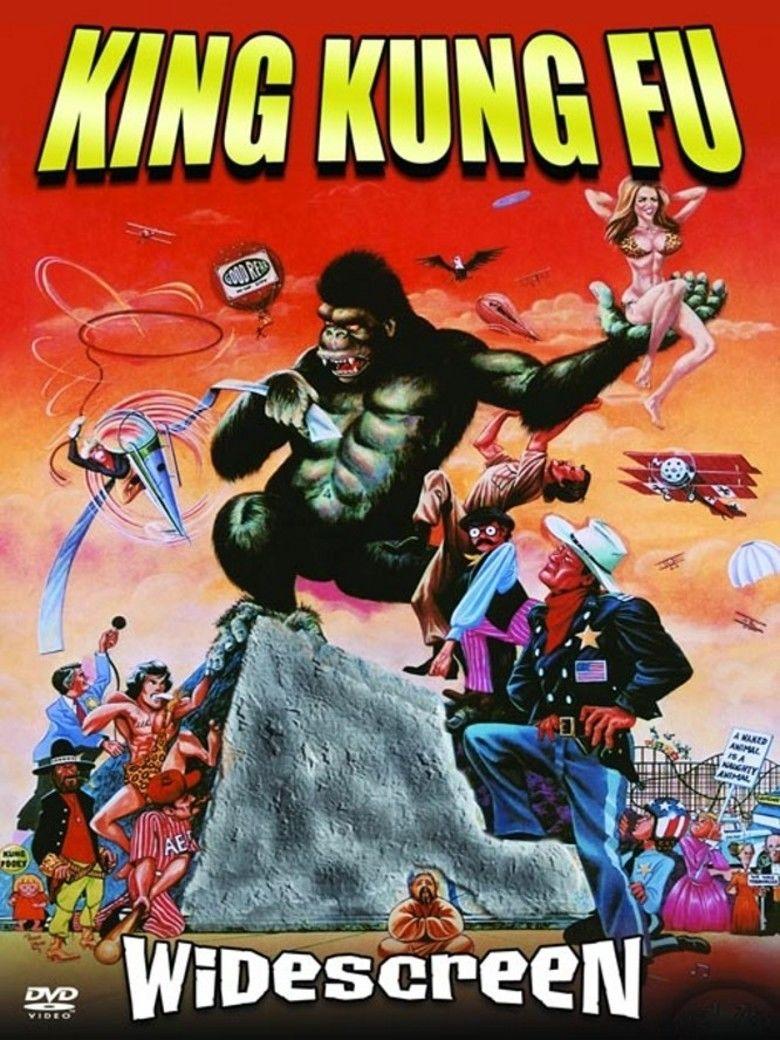 King Kung Fu movie poster