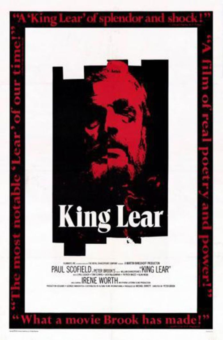 1000 acres and king lear