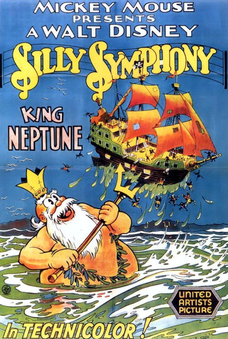 King Neptune (film) movie poster