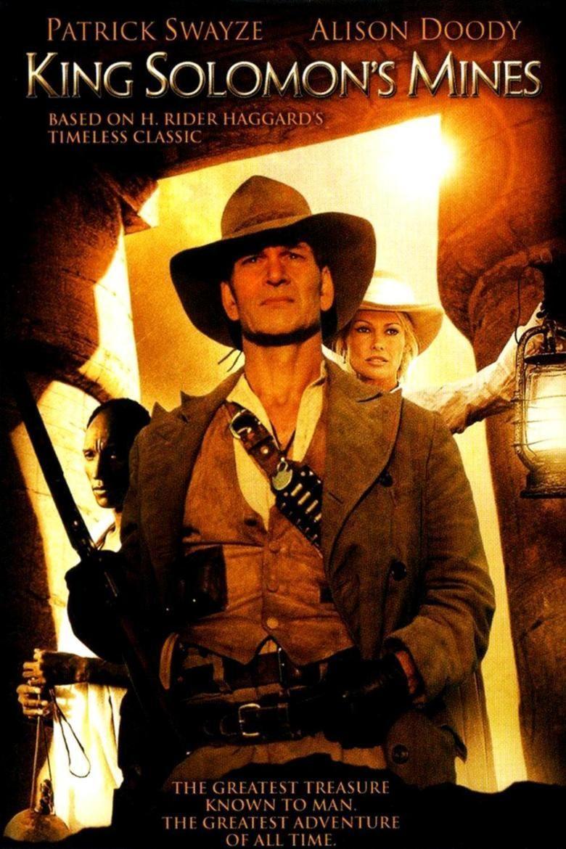 King Solomons Mines (2004 film) movie poster