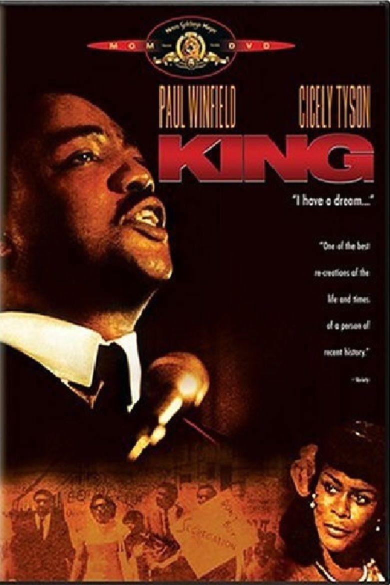 King (miniseries) movie poster