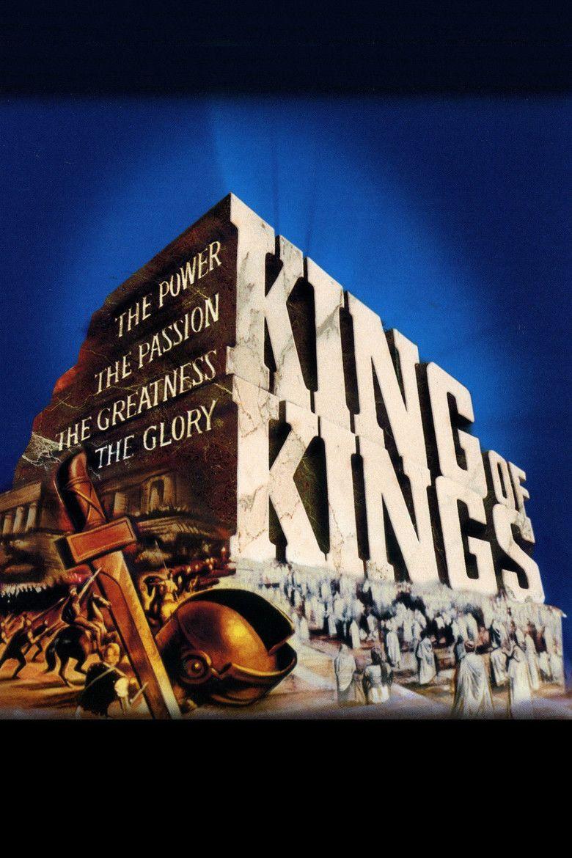 King of Kings (1961 film) movie poster