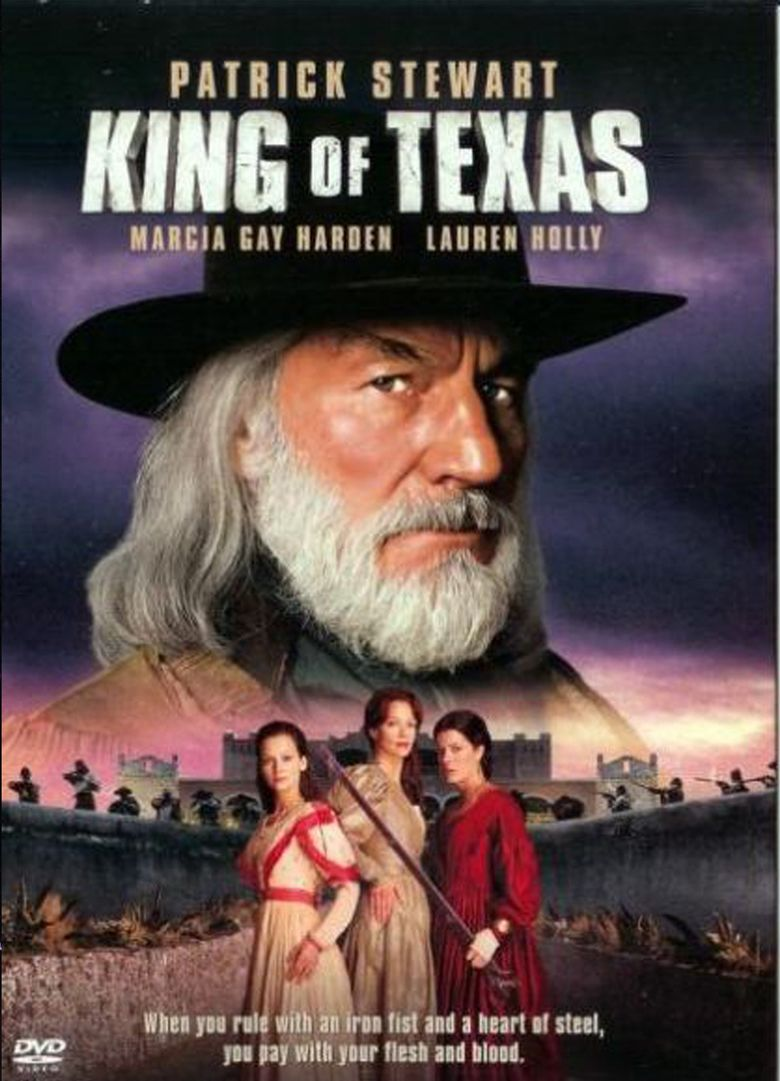 King of Texas movie poster
