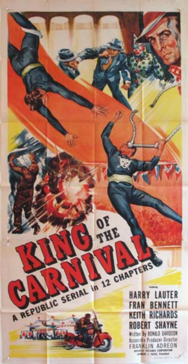 King of the Carnival movie poster