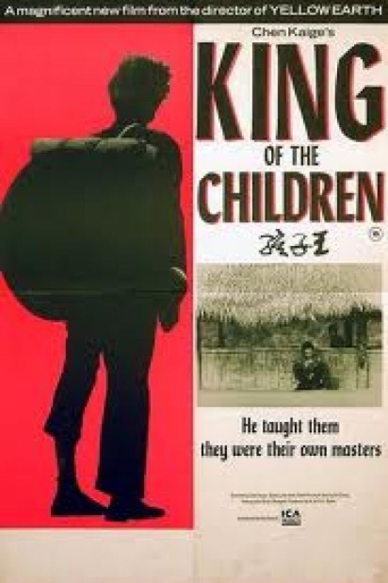 King of the Children movie poster