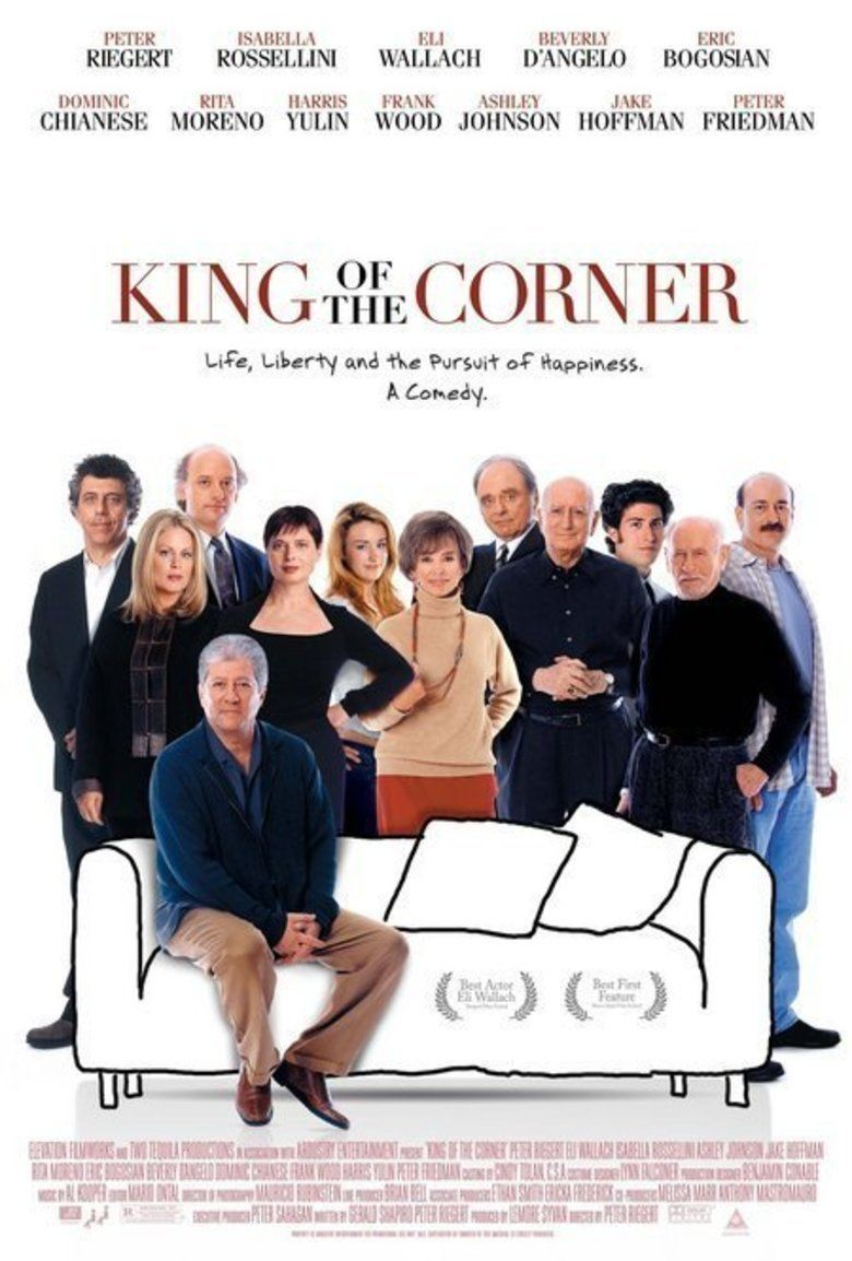 King of the Corner movie poster