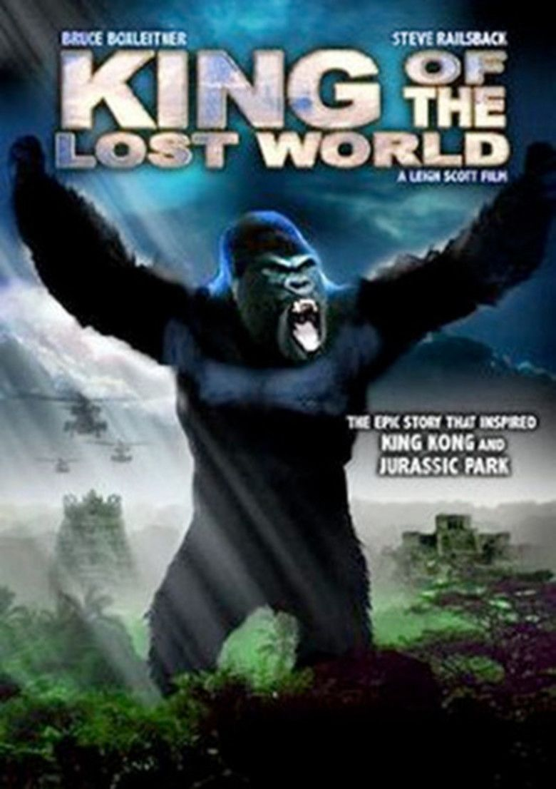 King of the Lost World movie poster