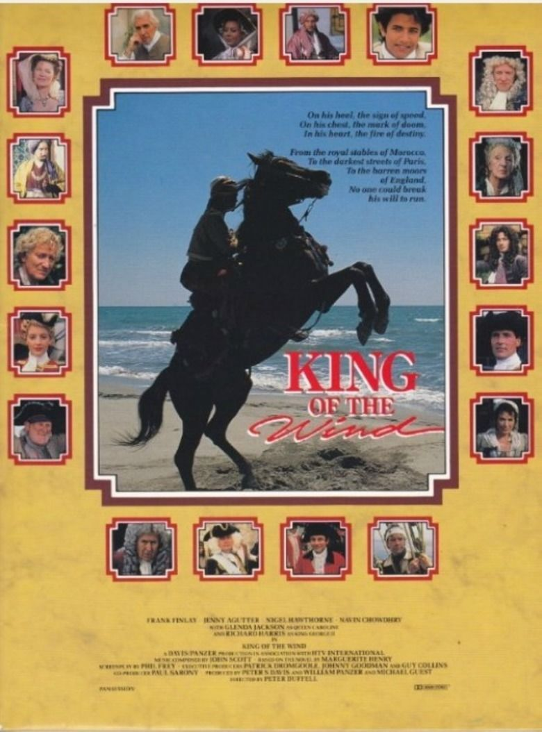 King of the Wind (film) movie poster