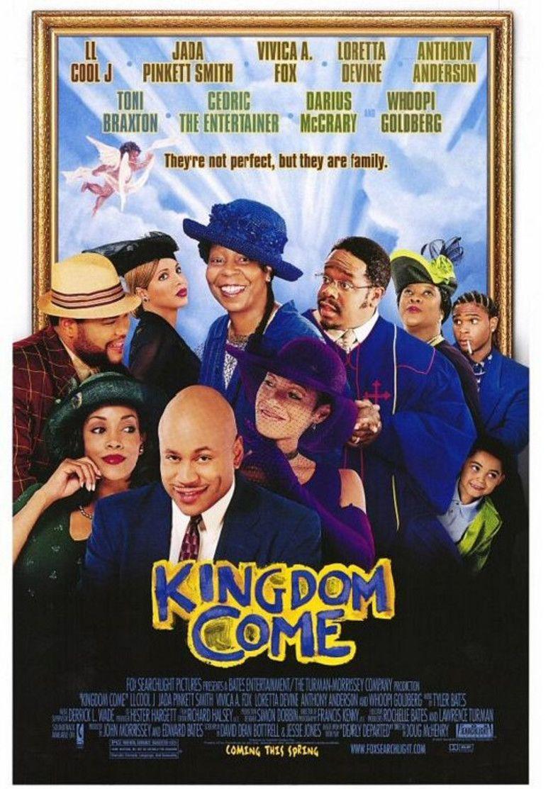 Kingdom Come (2001 film) movie poster