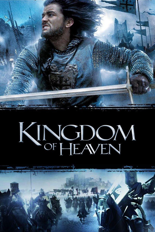 Kingdom of Heaven (film) movie poster
