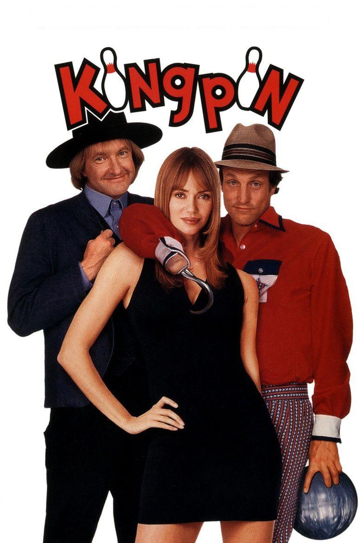 Kingpin (1996 film) movie poster