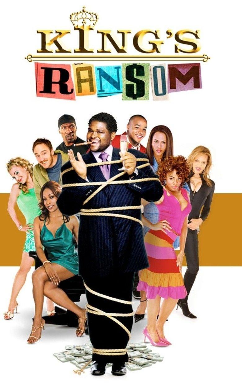 Kings Ransom (film) movie poster