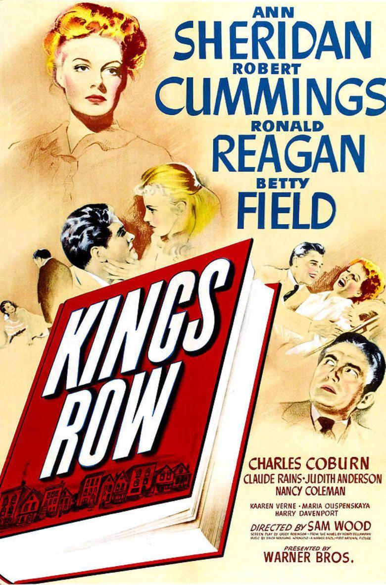Kings Row movie poster