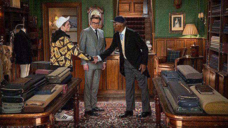 Kingsman: The Secret Service (2014) en Streaming HD