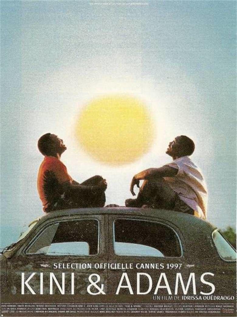 Kini and Adams movie poster