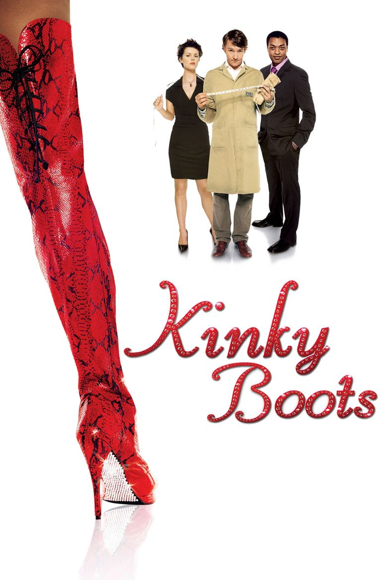 Kinky Boots (film) movie poster