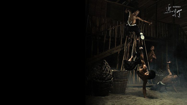 Kinta 1881 movie scenes