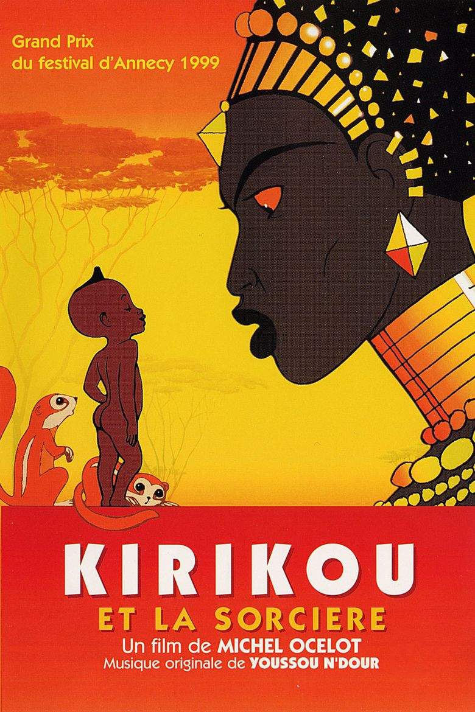 Kirikou and the Sorceress movie poster