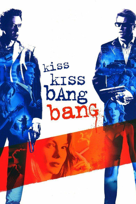 Kiss Kiss Bang Bang movie poster