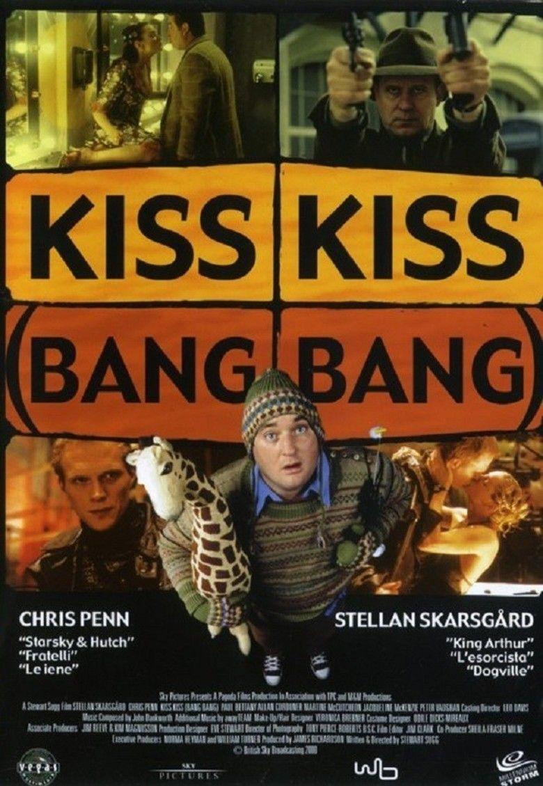 Kiss Kiss (Bang Bang) movie poster