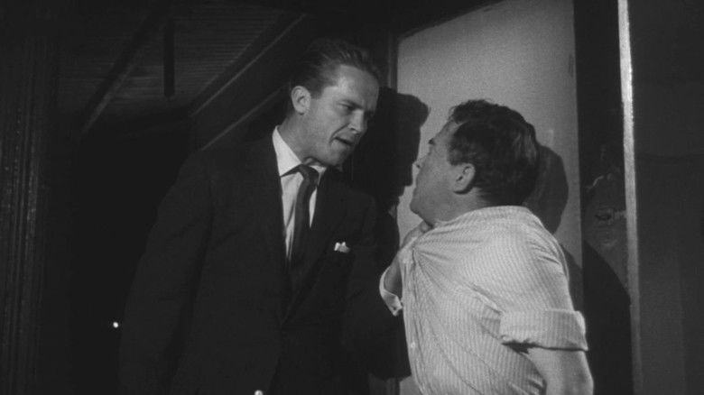 Kiss Me Deadly movie scenes