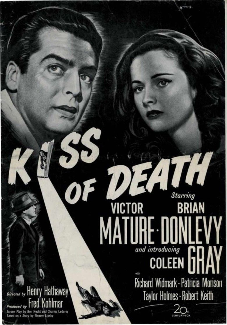 Kiss of Death (1947 film) - Alchetron, the free social encyclopedia
