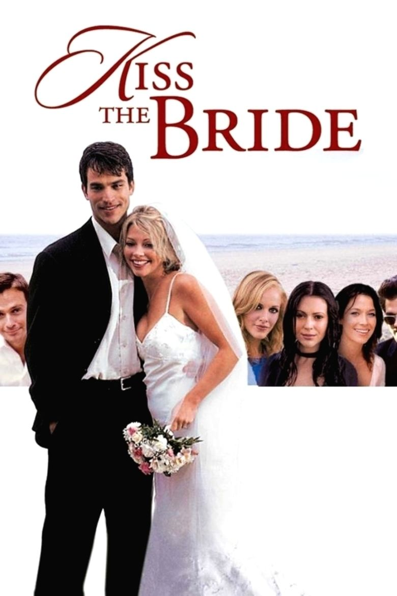 Kiss the Bride (2002 film) movie poster
