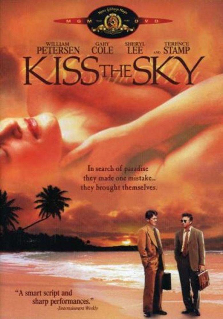 Kiss the Sky (film) movie poster