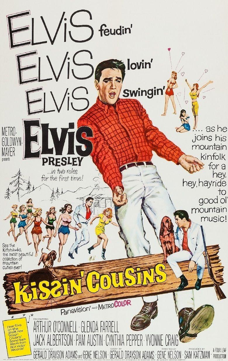 Kissin Cousins movie poster