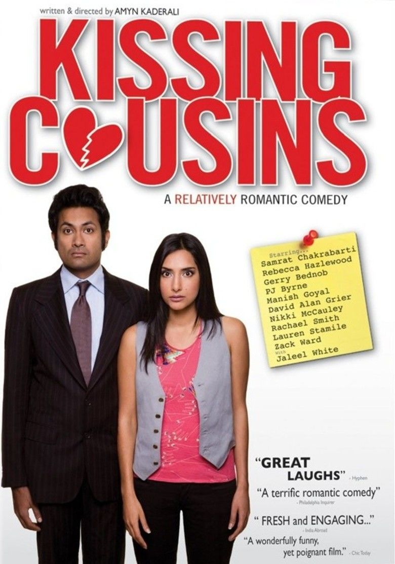 Kissing Cousins (film) movie poster