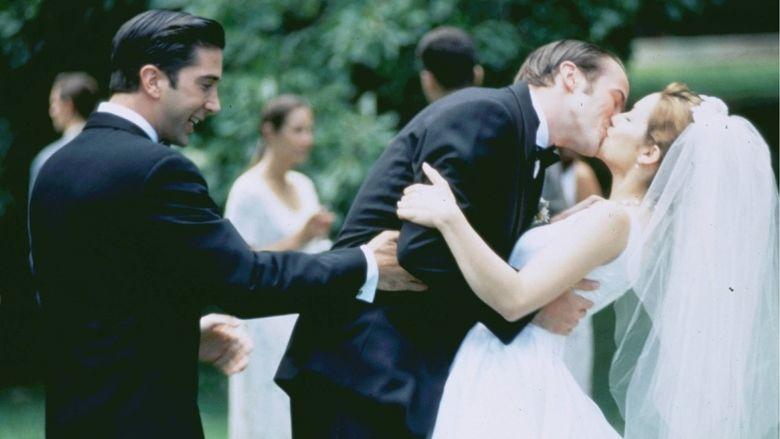 Kissing a Fool movie scenes