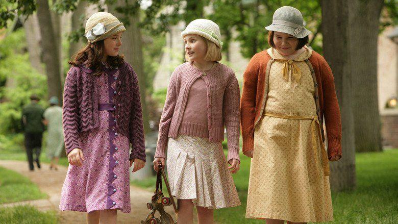Kit Kittredge: An American Girl movie scenes