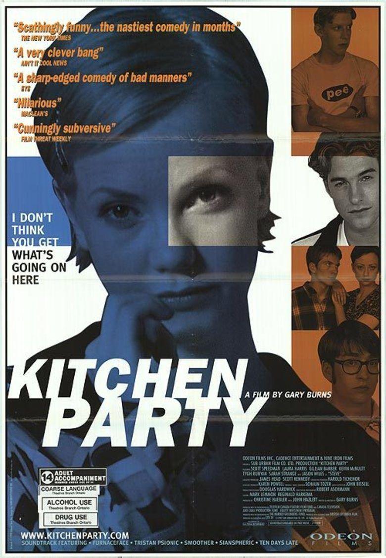 Kitchen Party (film) movie poster