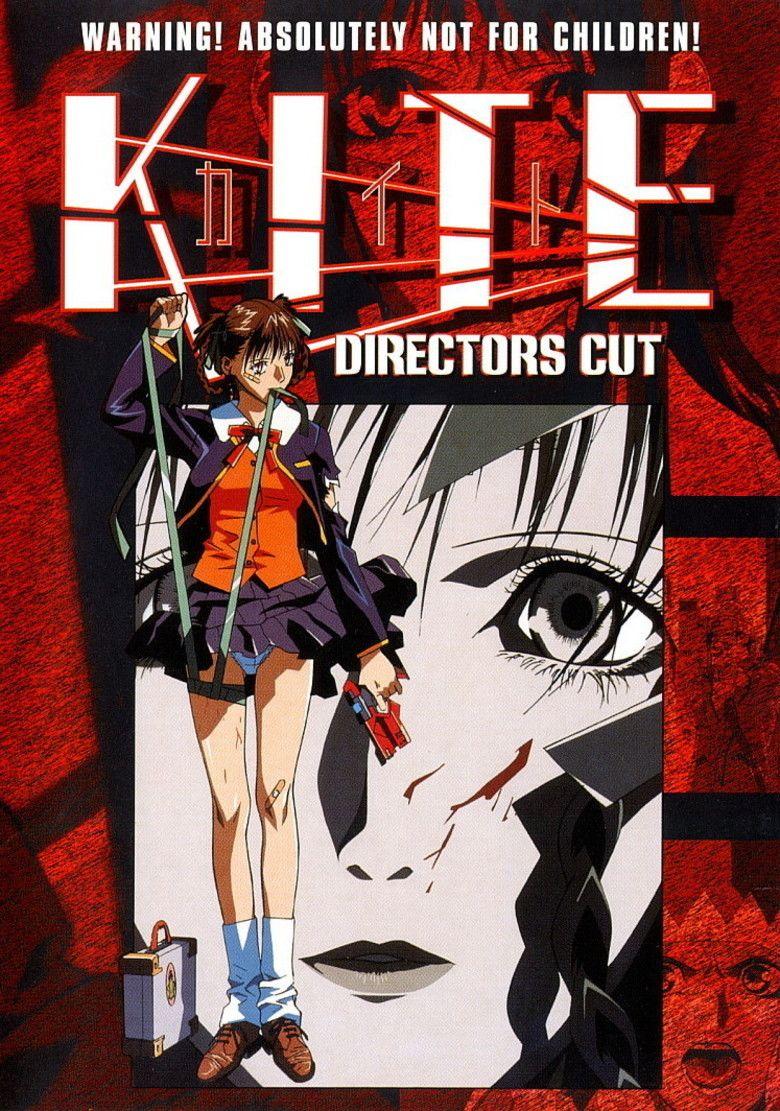 Kite (1999 film) movie poster