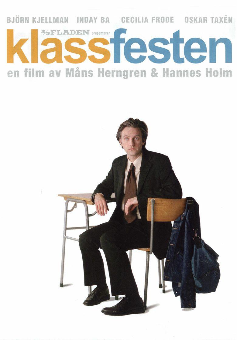 Klassfesten movie poster