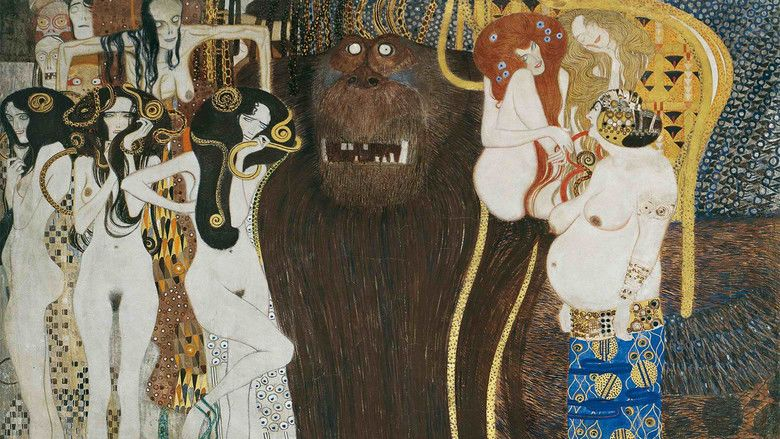 Klimt (film) movie scenes