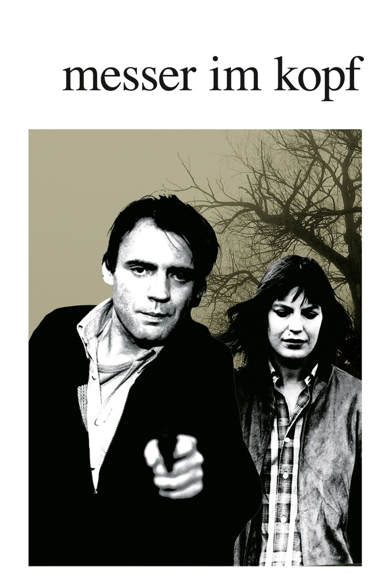 Knife in the Head movie poster