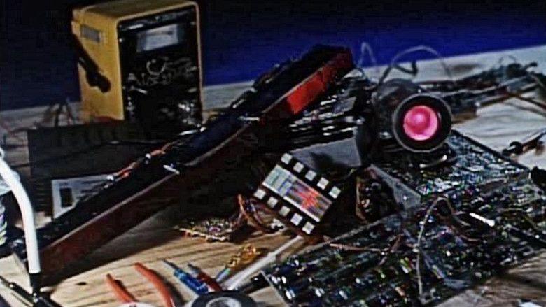 Knight Rider 2000 movie scenes