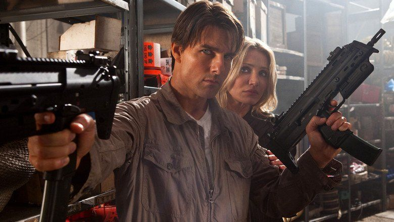 Knight and Day movie scenes