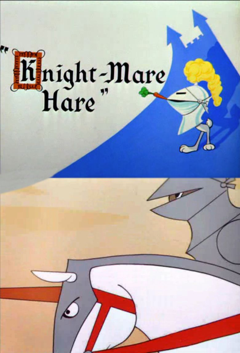 Knight mare Hare movie poster