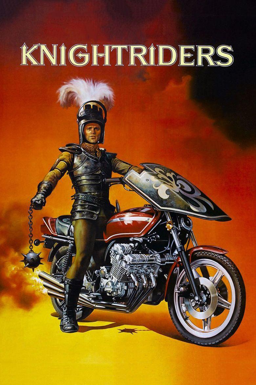 Knightriders movie poster
